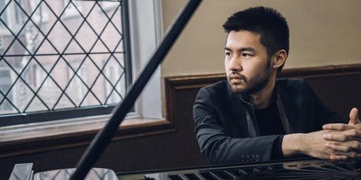 Edward T. Cone Concert Series: Conrad Tao (Friday)