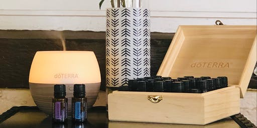 Essential oils party hosted by Jovanna!