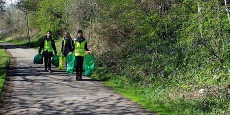 National Cycle Network Litterpicks, Blackwood, South Lanarkshire tickets