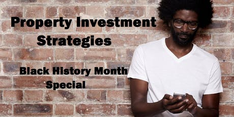 SlowMoney: Property Investment Strategies -  A Black History Month special tickets