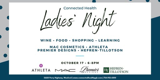 Connected Health Ladies' Night