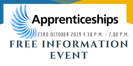 Apprenticeship Information Event tickets