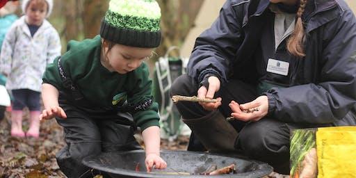 Autumn Nature Explorers - Sevenoaks (2-8yrs) - Afternoon