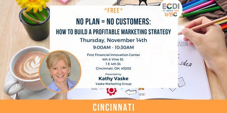No Plan = No Customers: How to Build a Profitable Marketing Strategy tickets
