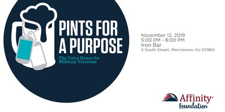 Pints for a Purpose at Iron Bar tickets