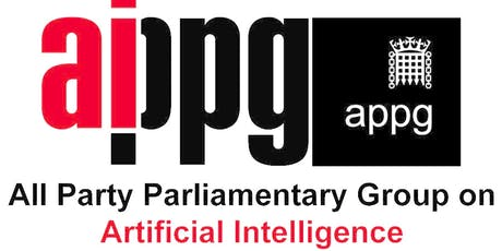 All-Party Parliamentary Group on Artificial Intelligence: EVIDENCE MEETING tickets