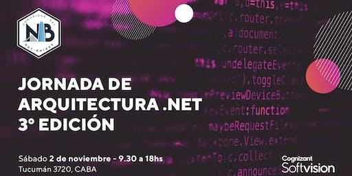 Jornada de Arquitectura .NET 3º Edición - Domain Driven Design en acción