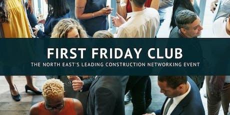 First Friday Club - November tickets
