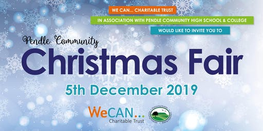 Pendle Community Christmas Fair