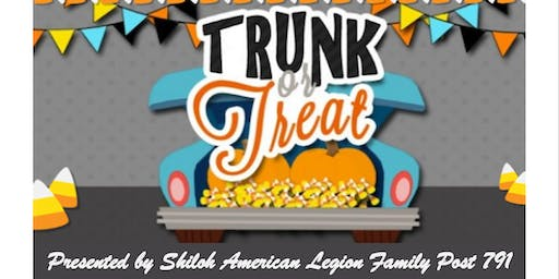 Shiloh American Legion Trunk-or-Treat