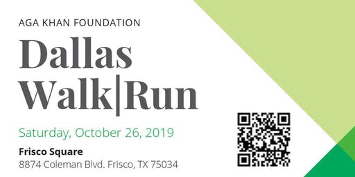 Aga Khan Foundation Walk | Run
