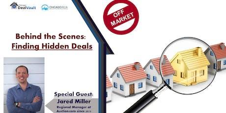 Behind the Scenes: Finding Hidden Deals tickets