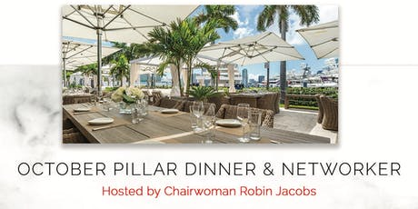 October Pillar Dinner & Networker hosted by Robin Jacobs tickets