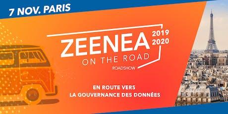 Zeenea On The Road : en route vers la gouvernance des données - Paris billets