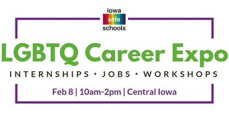 LGBTQ Career Expo | Central Iowa tickets