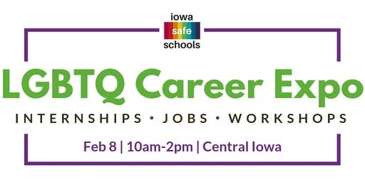 LGBTQ Career Expo | Central Iowa