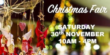 Evegate Christmas Fair tickets