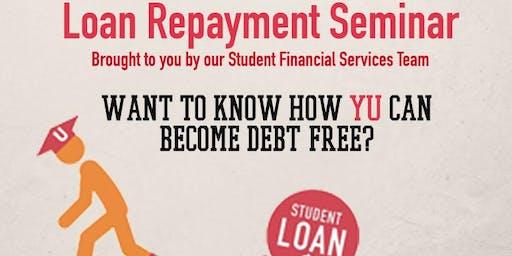 Loan Repayment Seminar