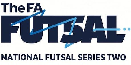 National Futsal Series (Washington Futsal Club) tickets