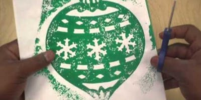 Keep Crafting : Polar Ex-Press - Print and press your own holiday-themed cards!