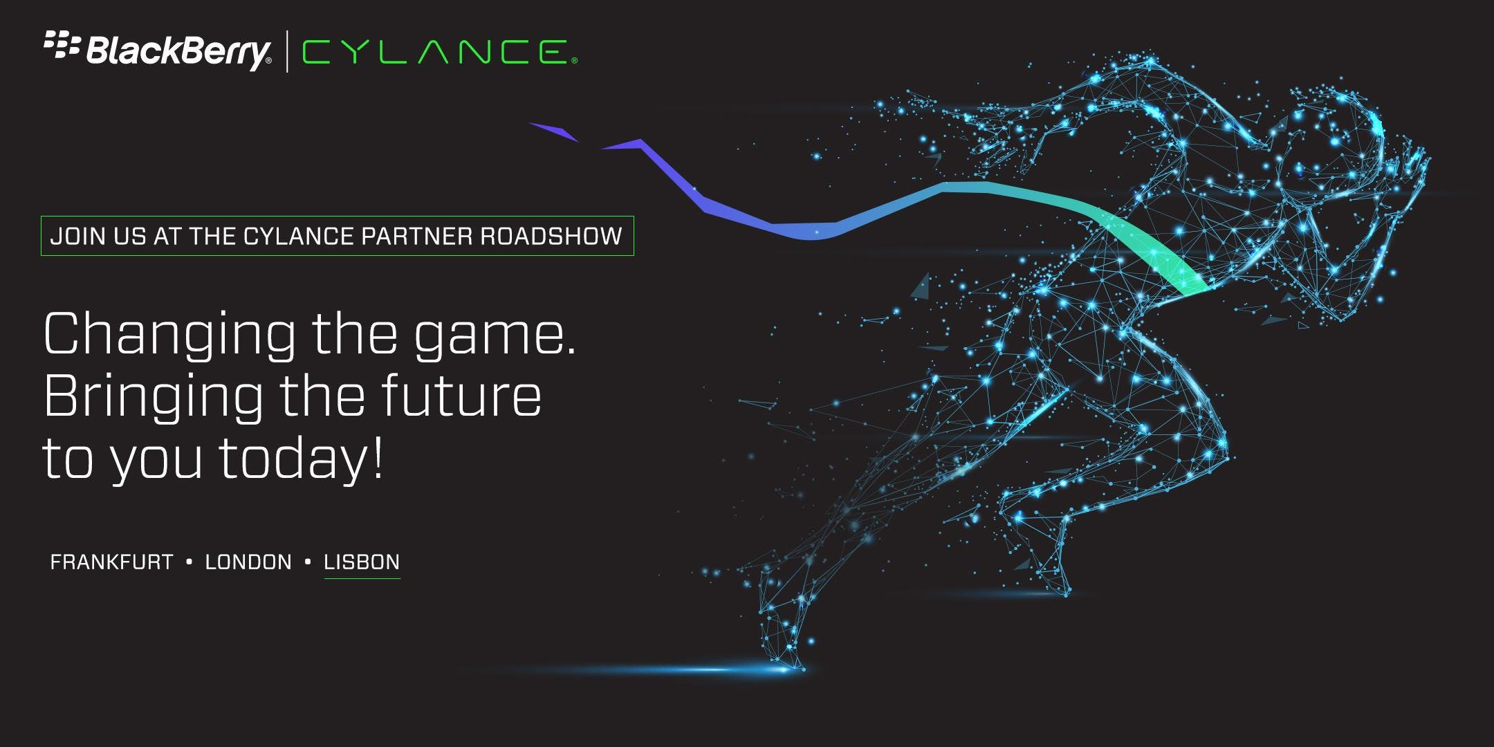 Blackberry Cylance Partner Roadshow Lisbon