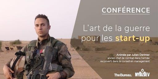 Conférence - L'art de la guerre pour les start-up