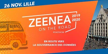 Zeenea On The Road : en route vers la gouvernance des données - Lille billets