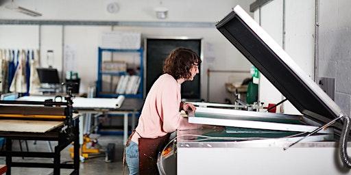 Screen Printing Photographs
