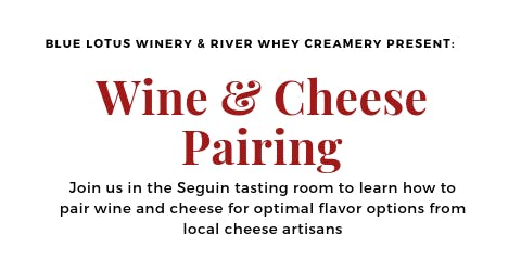 Wine & Artisanal Cheese Pairing