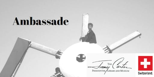 Screening of the Swiss documentary 'Ambassade'