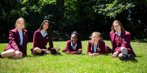 Wilmington Grammar School for Girls Open Day 2019
