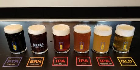 Yoga and Beer at Delta Beer Lab tickets