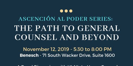 The Path to General Counsel and Beyond tickets