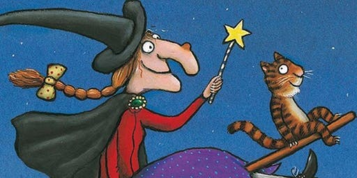 Story Explorers - Room on the Broom - Heswall - TUESDAY