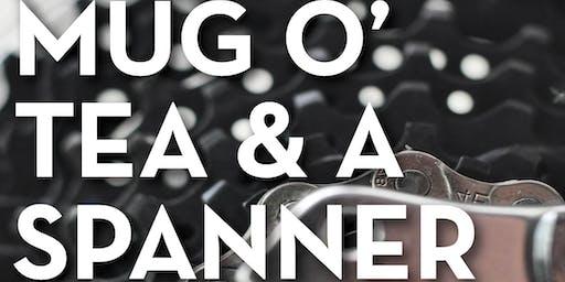 Mug 'O' Tea and Spanner