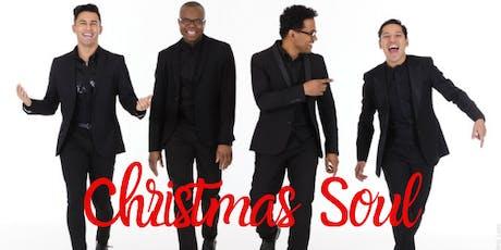 Christmas Soul in het Ruiterhuys tickets