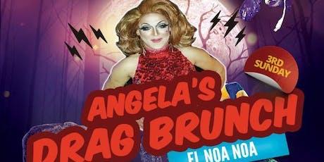 Angela's Drag Brunch! tickets