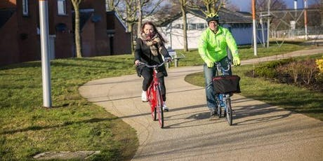 Cycle Training for Adults - Level 1 & 2 (Belfast) tickets