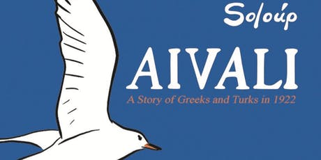 Aivali: A Story of Greeks and Turks in 1922 tickets