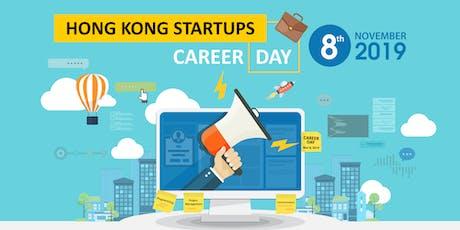 Hong Kong Startups Career Day tickets
