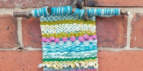 Weave a Wall Hanging Workshop tickets