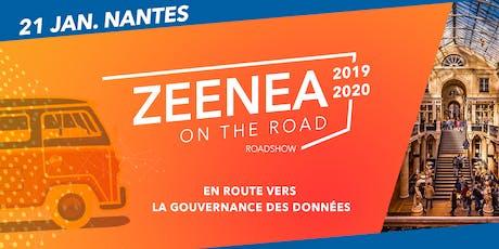 Zeenea On The Road : en route vers la gouvernance des données - Nantes billets