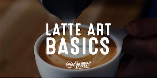 Latte Art Class November @ 9:30am