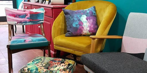 Weekend Upholstery Workshop