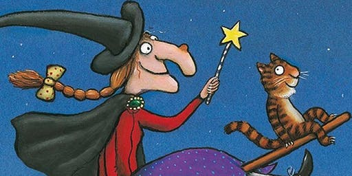 Story Explorers - Room on the Broom - Heswall - FRIDAY