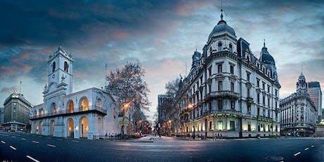 Crepúsculo en Avenida de Mayo + Mirador de Cúpulas After Office entradas