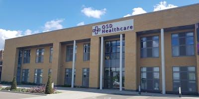OSD Healthcare Recruitment Evening