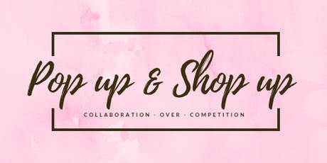 """Pop up & Shop up x Wynwood Factory Present """"The Pop Up Factory"""" tickets"""