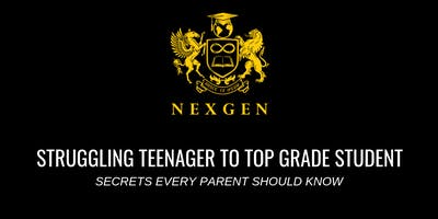 Struggling Teen to Top Grade Student: Secrets Every Parent Needs to Know
