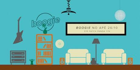 Boogie no Apê ★ 26.10 ingressos
